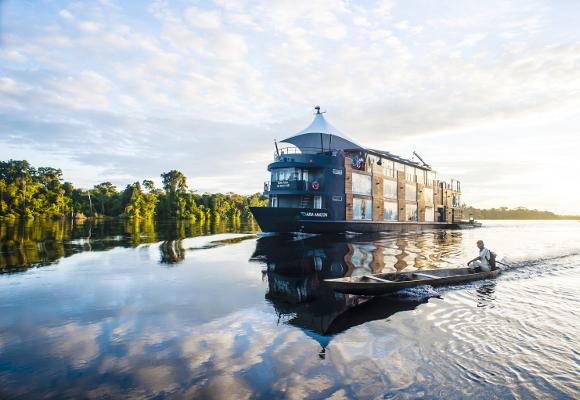 Flusskreuzfahrt Amazonas, Flusskreuzfahrt Aria Amazon, Luxus Flusskreuzfahrt Amazonas, Aqua Expedition