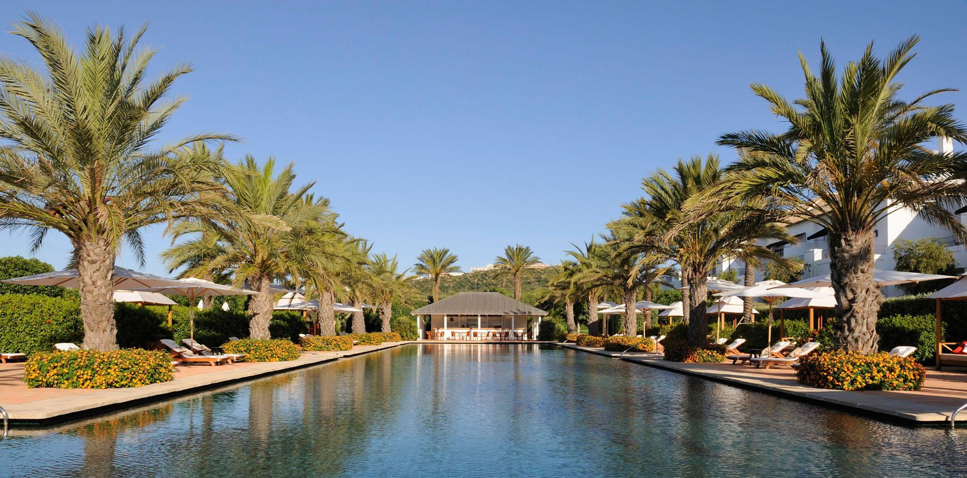 Luxushotel in Spanien Finca Cortesin Hotel Golf & Spa