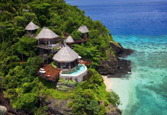 Laucala Island, Privatinsel Südsee, Luxushotel Südsee, Luxusreise Fidschi Inseln