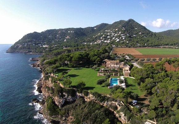 Luxushotel auf Mallorca