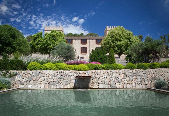 Castell Son Claret, Luxushotel Mallorca, Luxusreise Mallorca