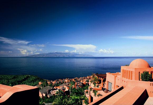 Abama Golf & Spa Resort, Luxushotel Teneriffa, Golfreise Teneriffa