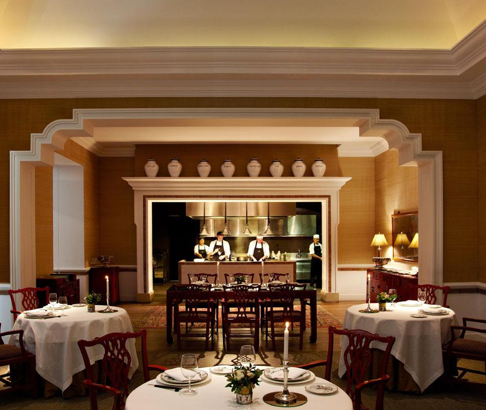 Finca Cortesin Hotel Golf & Spa Luxusurlaub Spanien