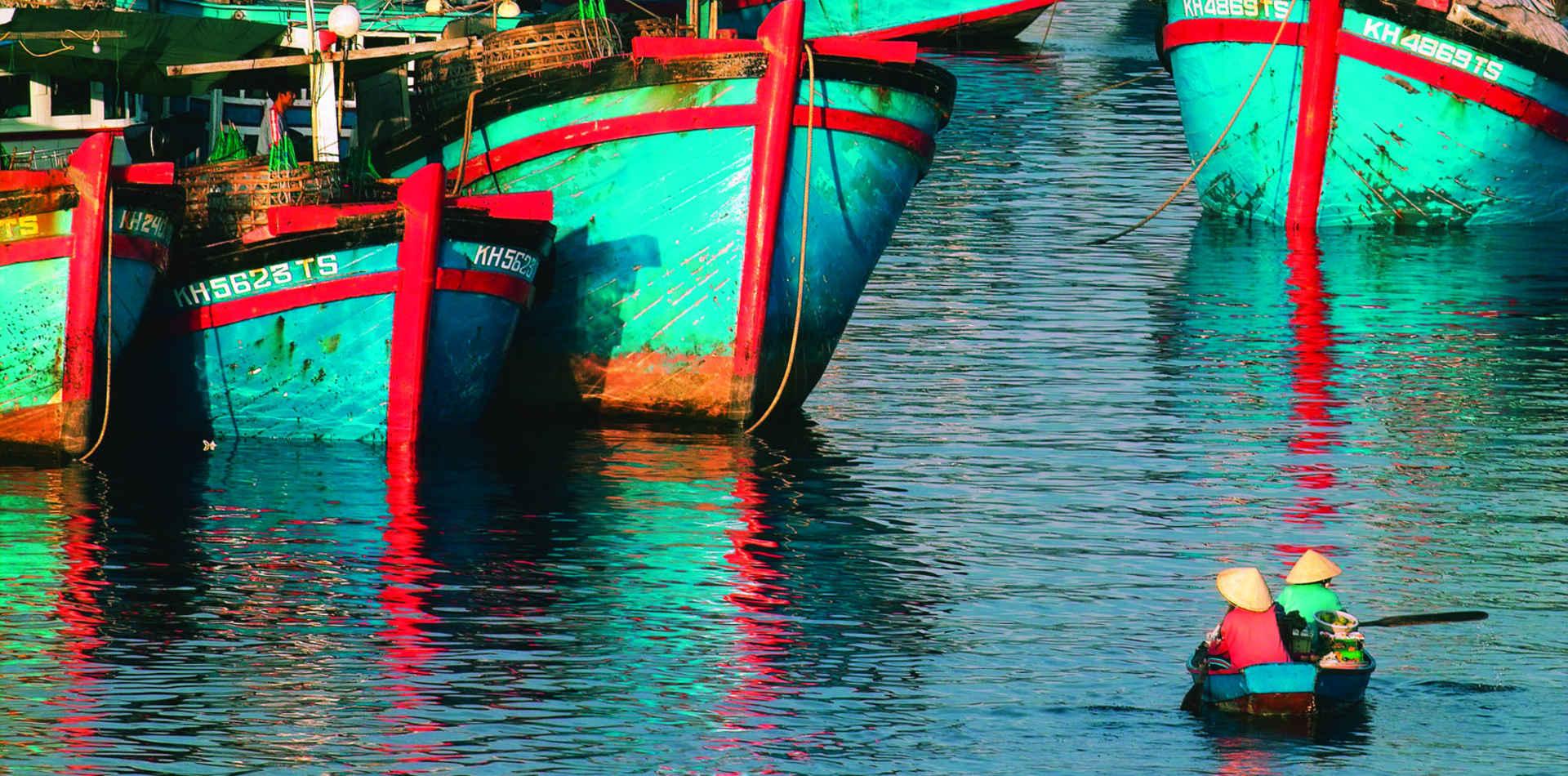 Erlebnisreise Vietnam, Luxusreise Vietnam