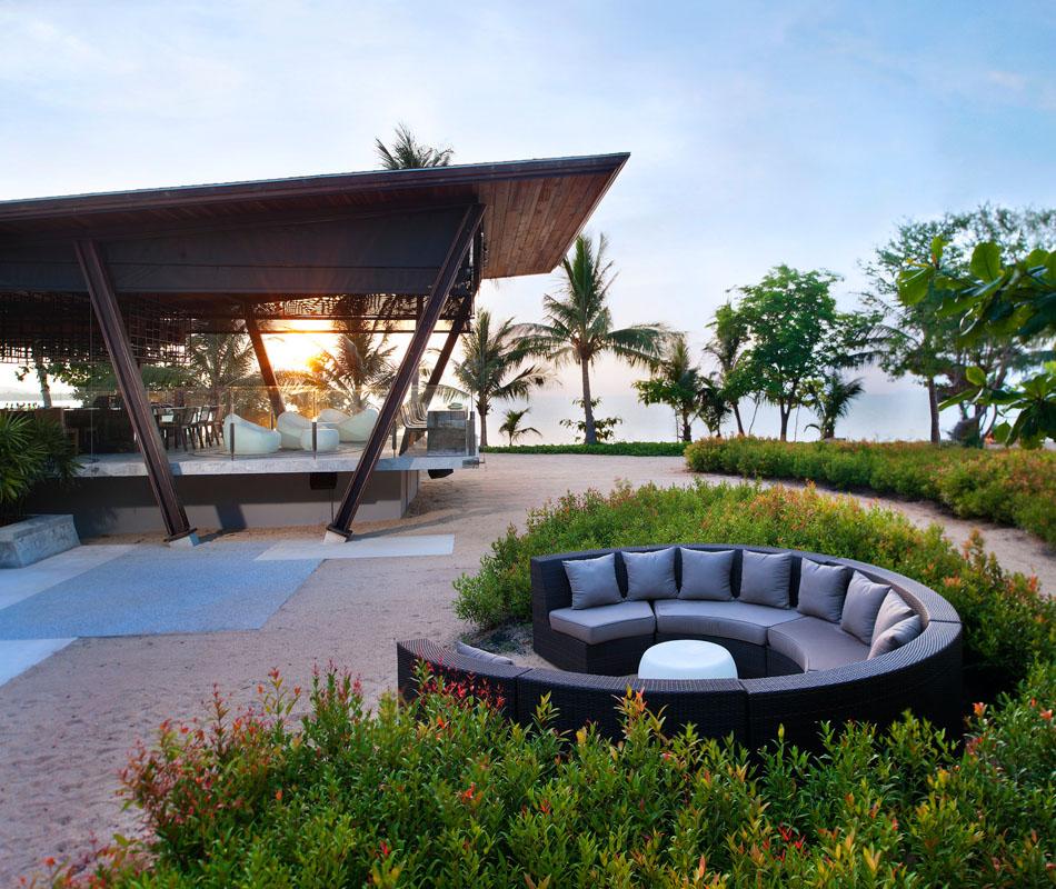 W Retreat Koh Samui, Luxushotel Koh Samui, Luxusreise Thailand