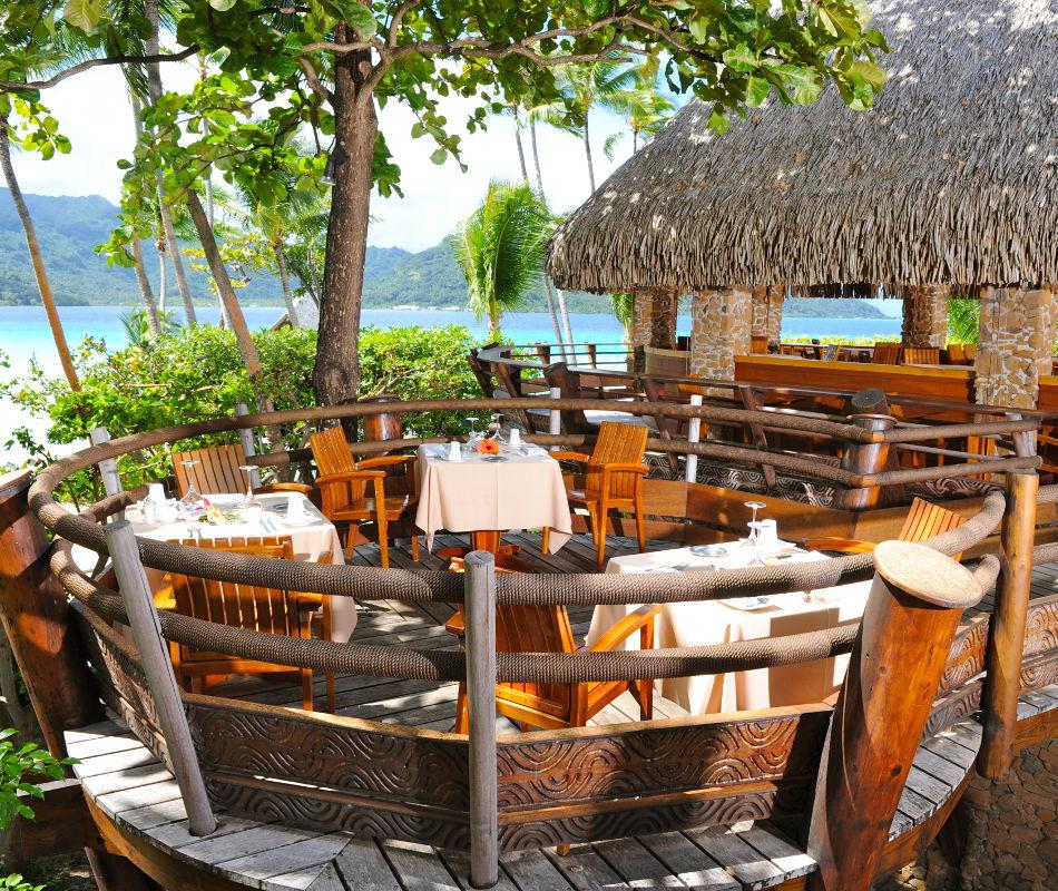Le Taha'a Island Resort & Spa, Luxushotel Französisch-Polynesien, Luxusreise Französisch-Polynesien