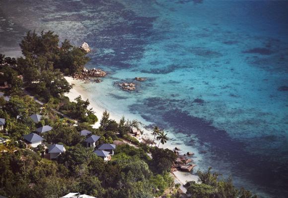 Raffles Praslin, Luxushotel Seychellen, Luxusreise Seychellen