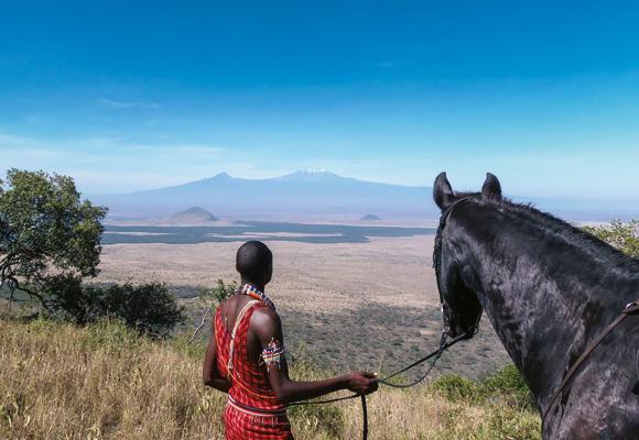 Erlebnisreise durch Kenia, Pferdesafari Kenia, Pferdesafari Afrika, Luxusreise Kenia