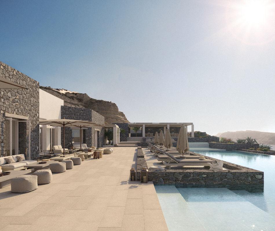 Luxushotel Canaves Oia Epitome Santorini, Luxushotel auf Santorini, Luxusreise Santorini