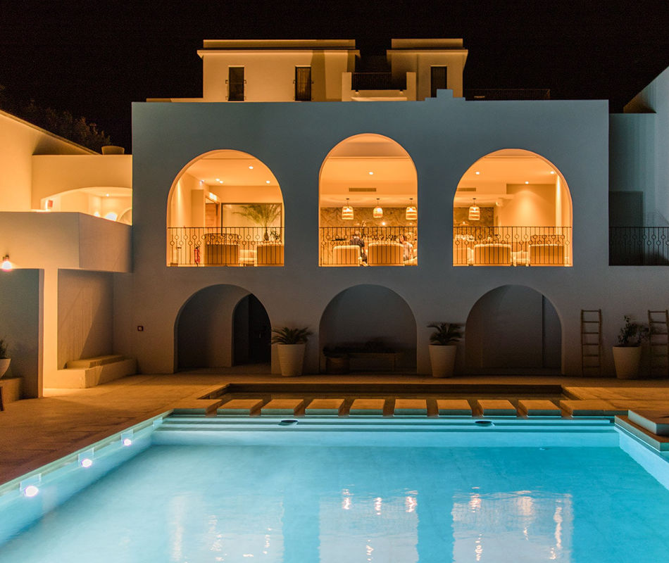 Luxushotel Misincu Korsika, Luxushotel Korsika, Luxusreise Korsika