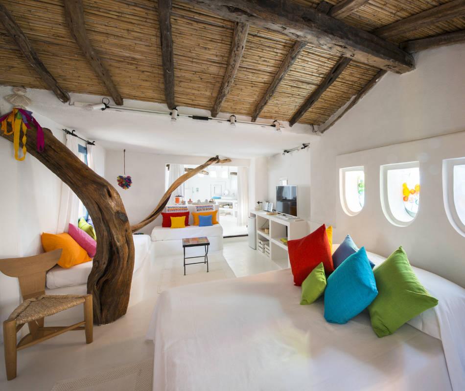 Hotel Su Gologone in Oliena Sardinien, Boutiquehotel Sardinien, Luxushotel Sardinien