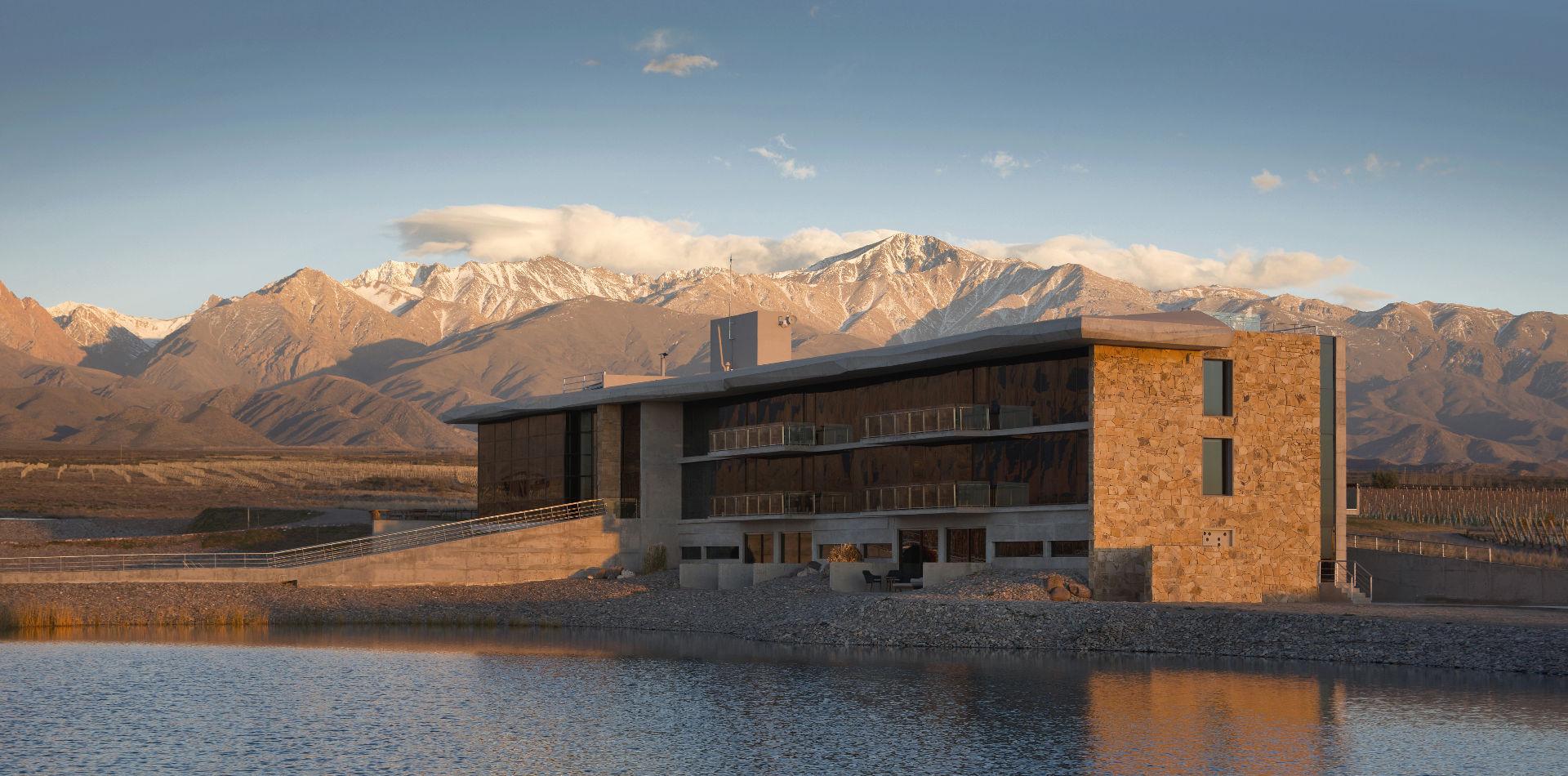 Weinhotel Casa de Uco Argentinien, Luxushotel Mendoza Argentinien, Erlebnisreise Argentinien