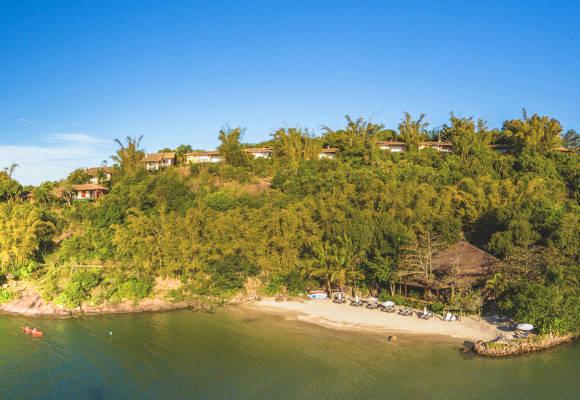 Luxushotel Ponta dos Ganchos Brasilien, Strandhotel Brasilien, Luxushotel Brasilien, Luxusreise Brasilien