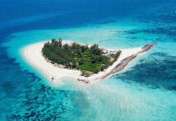 Privatinsel Tansania, Luxusreise Tansania, Badeurlaub Tansania, Thanda Island