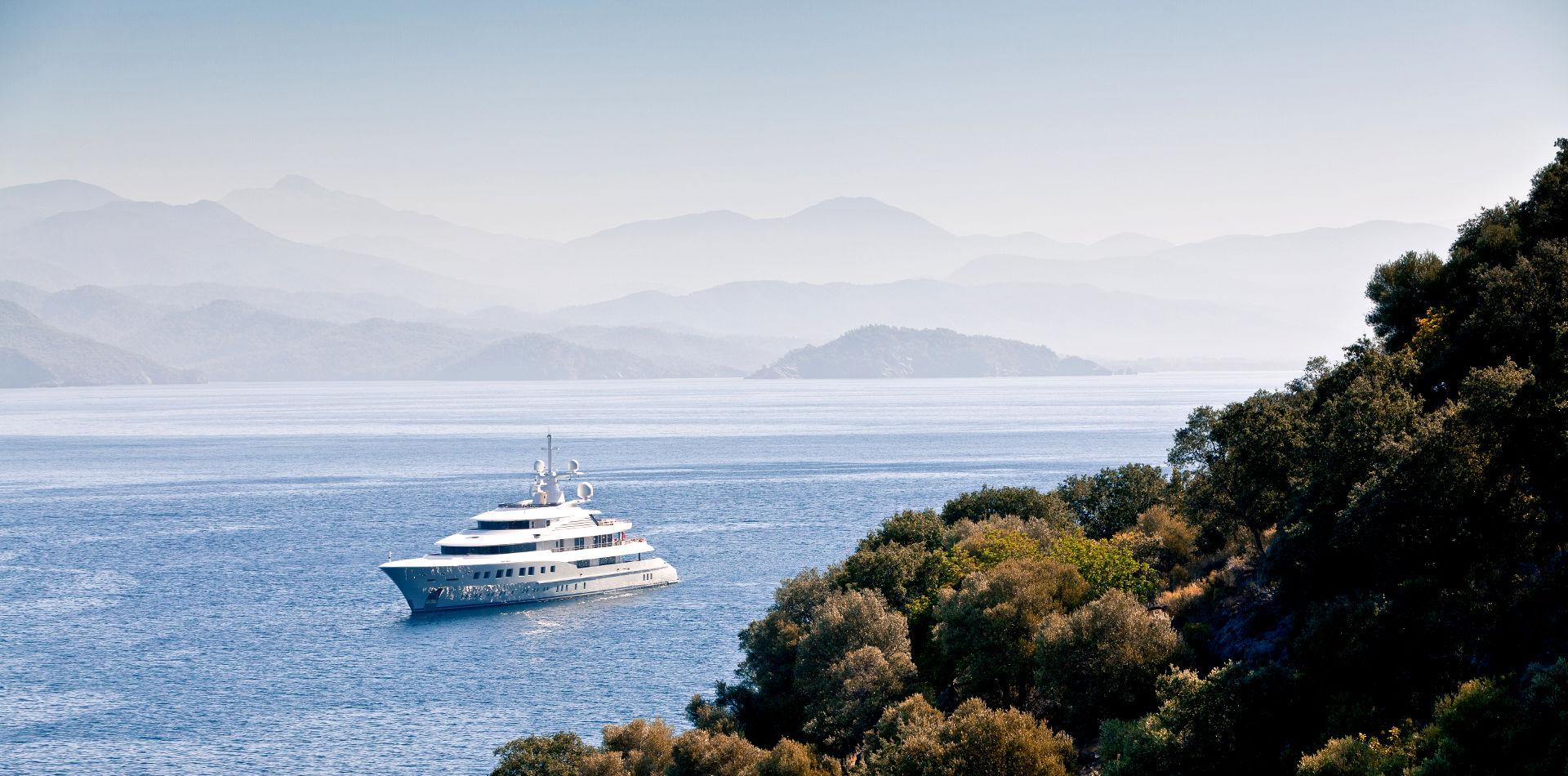 Private Yacht Axioma, Private Yacht chartern, motorisierte Yachten mieten, Luxusurlaub auf Yacht