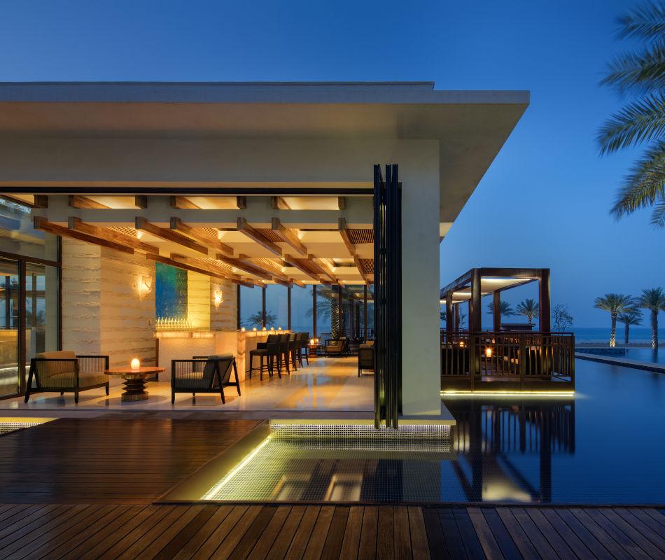 The St.Regis Saadiyat Island Abu Dhabi, Luxushotel Abu Dhabi, Strandhotel Abu Dhabi
