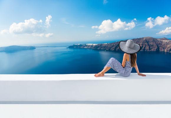 Private Villa auf Santorini, Ferienhaus auf Santorini, Private Villa auf Griechenland