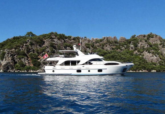 Rebecca V, Private Yacht Mittelmeer mieten, Privater Yacht Charter Rebecca