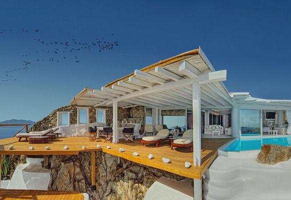 Private Villa auf Mykonos, Ferienhaus auf Mykonos, Private Villa auf Griechenland