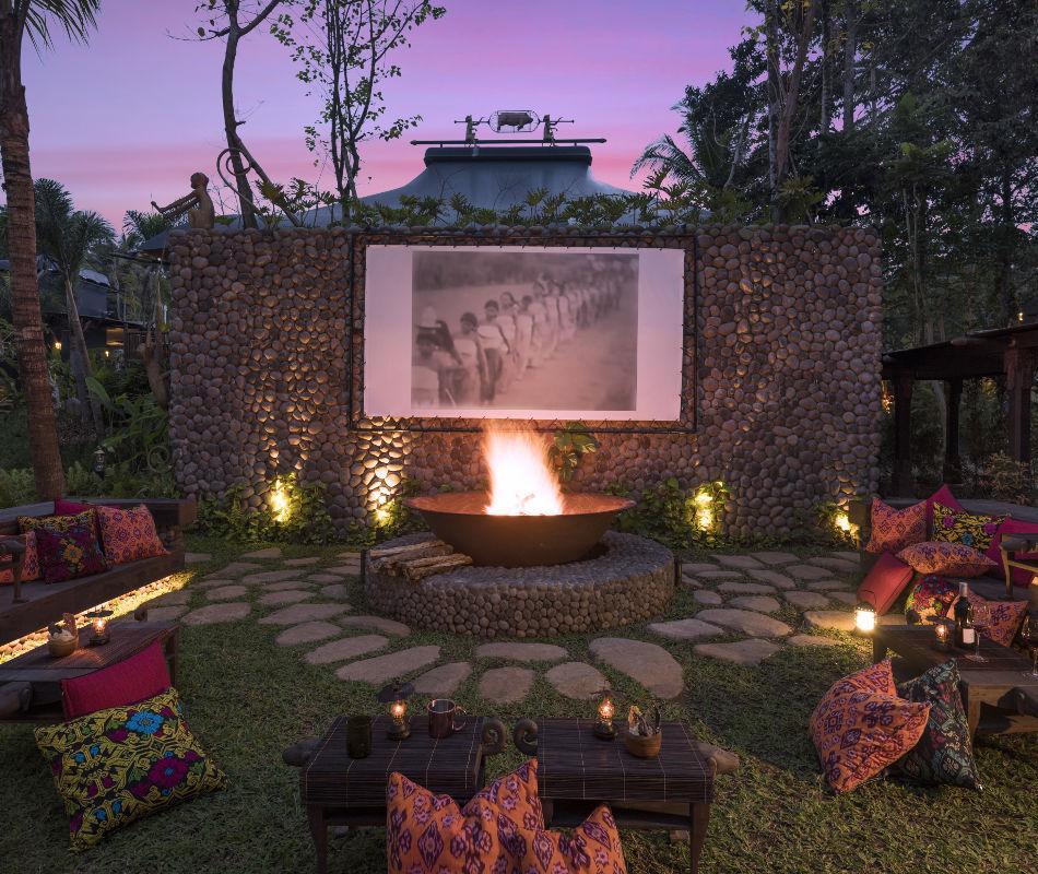 Luxusreise Bali, Luxushotel Capella Ubud Bali, Luxushotel Ubud Bali