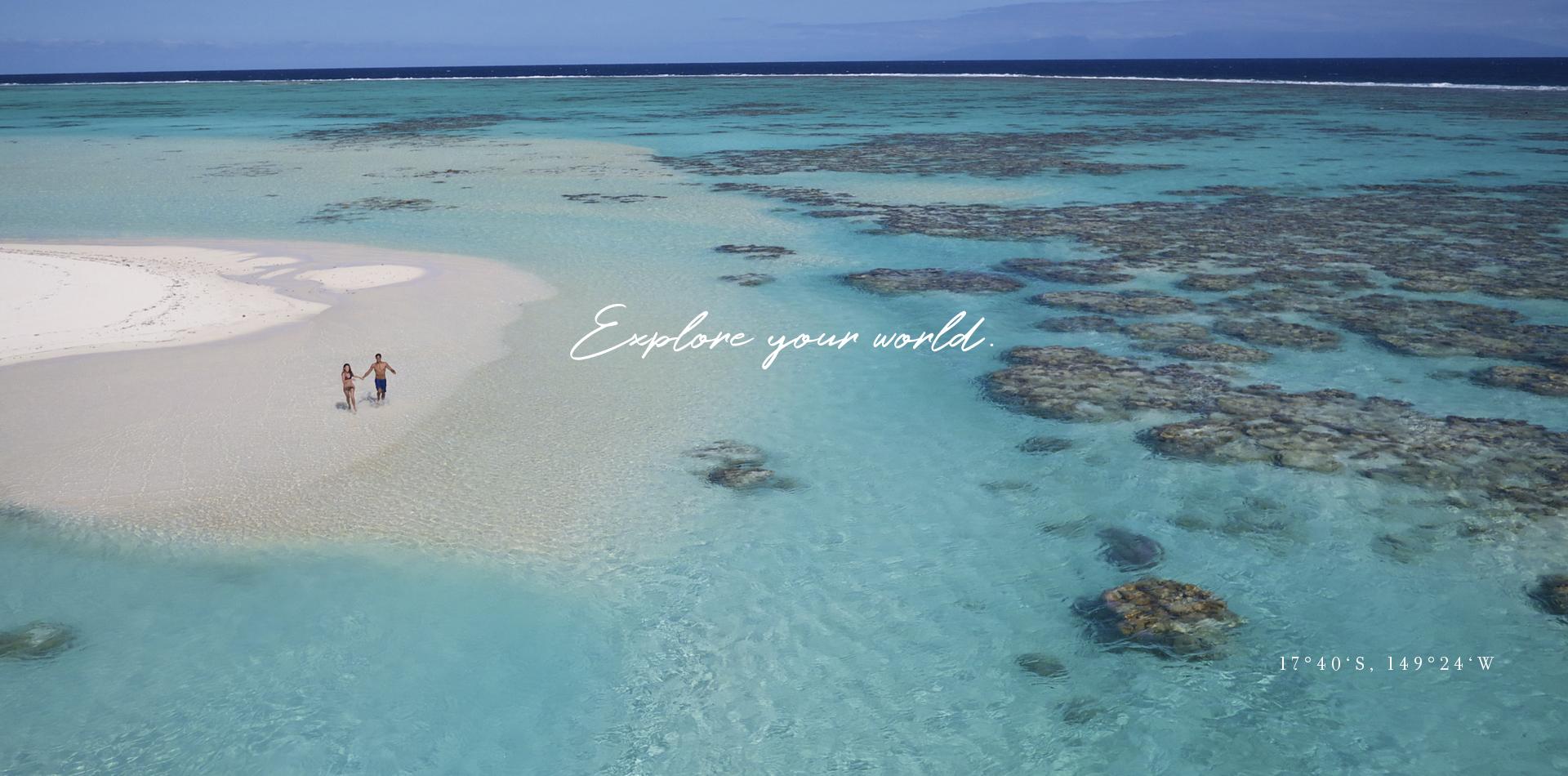 Luxusreise Tahiti