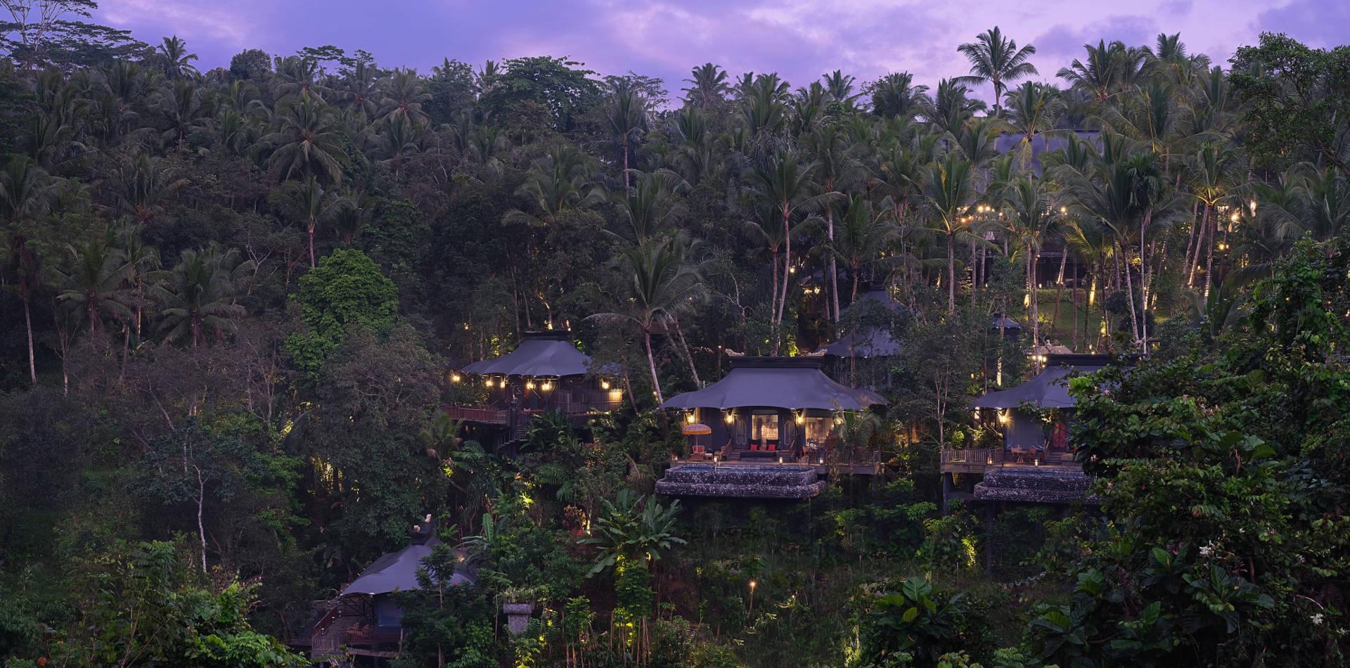Luxusreise in das Capella Ubud Bali