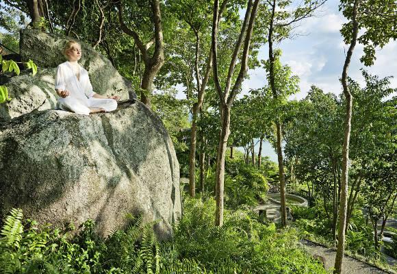 Kamalaya Wellness Sanctuary & Holistic Spa, Wellnessresort Thailand, Luxusreise Thailand, Wellness Ayuveda Thailand,
