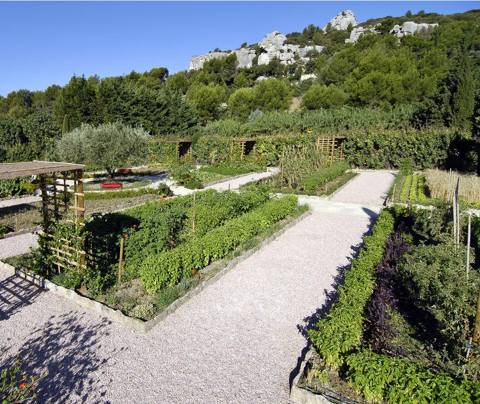 Baumanière Les Baux de Provence, Landhaus Luxushotel Provence, Luxushotel Südfrankreich