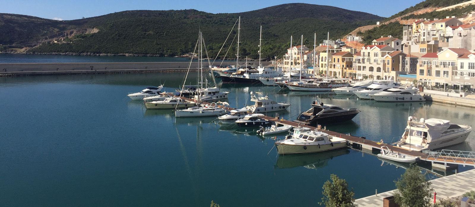 The Chedi Lustica Bay Montenegro, Luxushotel Montenegro
