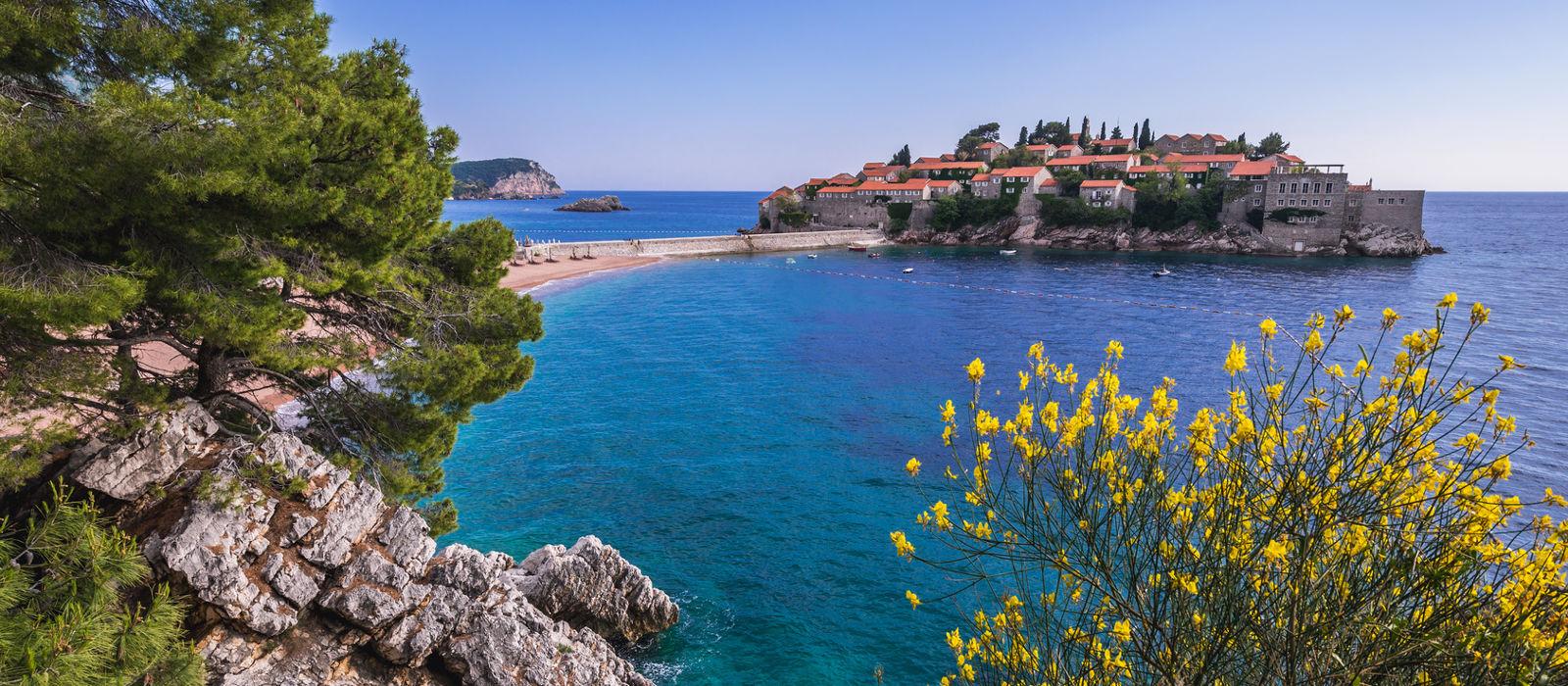 Luxusreise Montenegro, Rundreise Montenegro