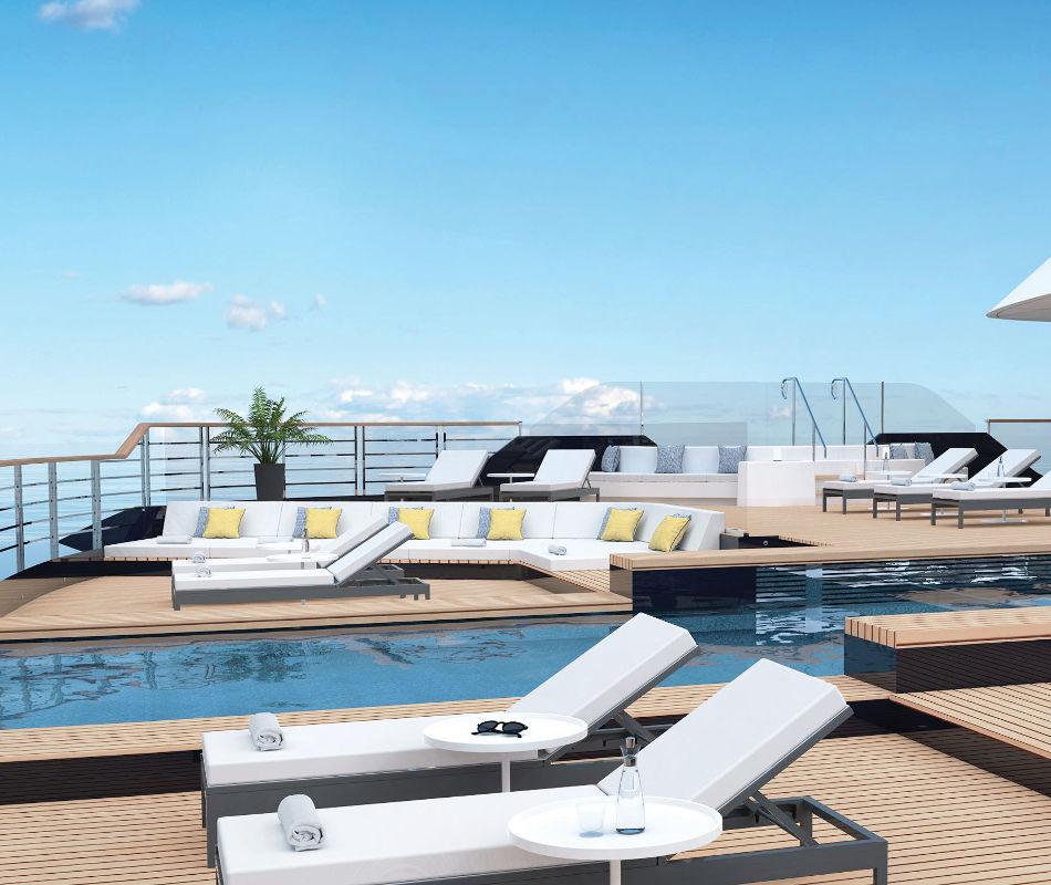 The Ritz-Carlton Yacht Collection, Luxuskreuzfahrt Ritz-Carlton, Luxuskreuzfahrt