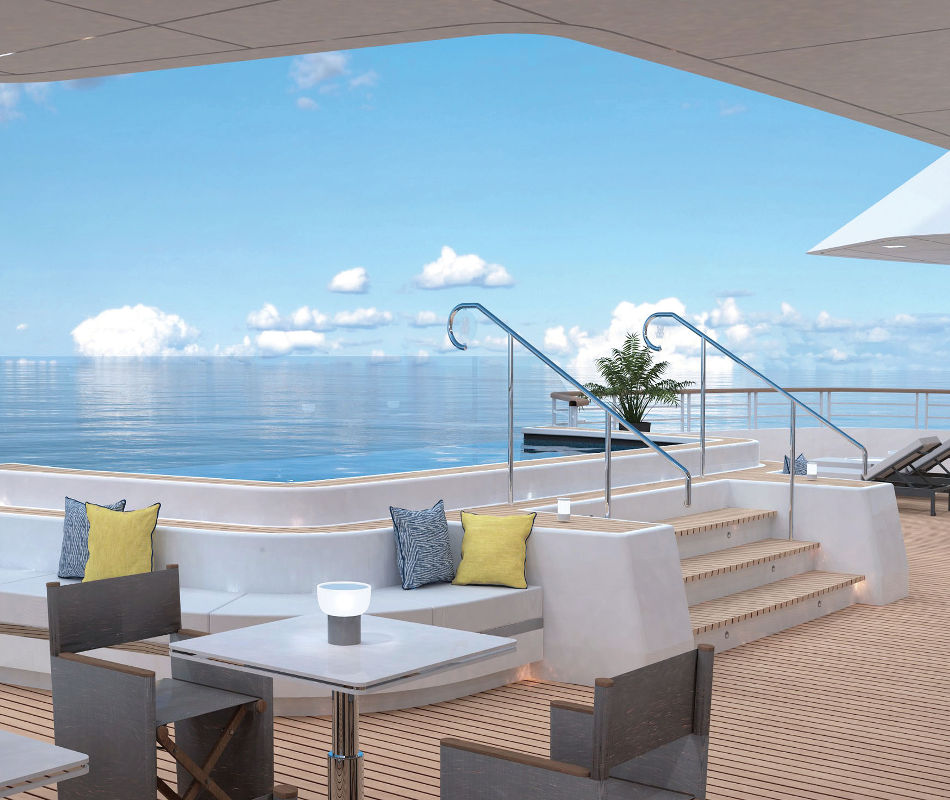 The Ritz-Carlton Yacht Collection, Luxuskreuzfahrt Ritz-Carlton, Luxuskreuzfahrt