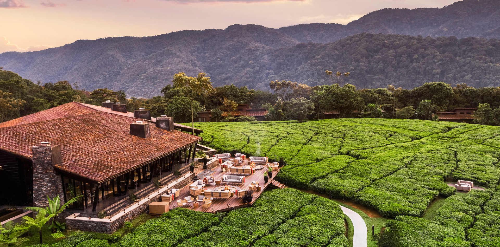 Luxusreise nach Ruanda, Luxuslodge Ruanda, Gorilla Trekking Ruanda