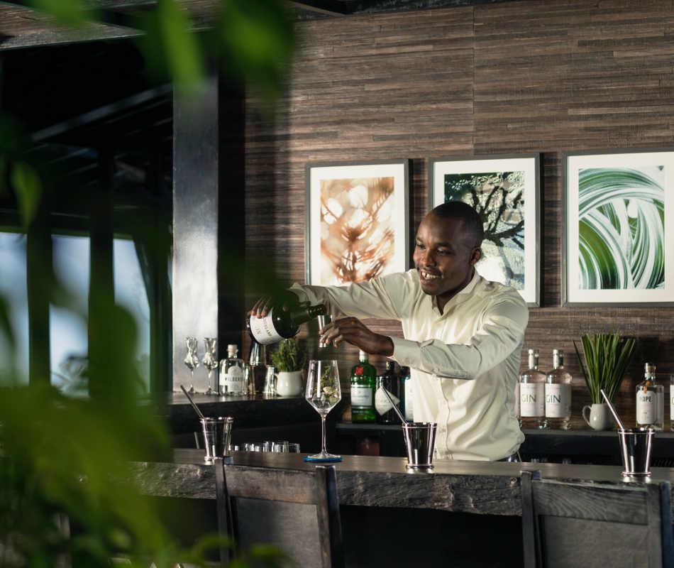 Luxusreise Afrika, One & Only Nyungwe-House, Erlebnisreise Ruanda