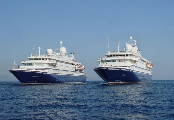 Luxuskreuzfahrt mit SeaDream