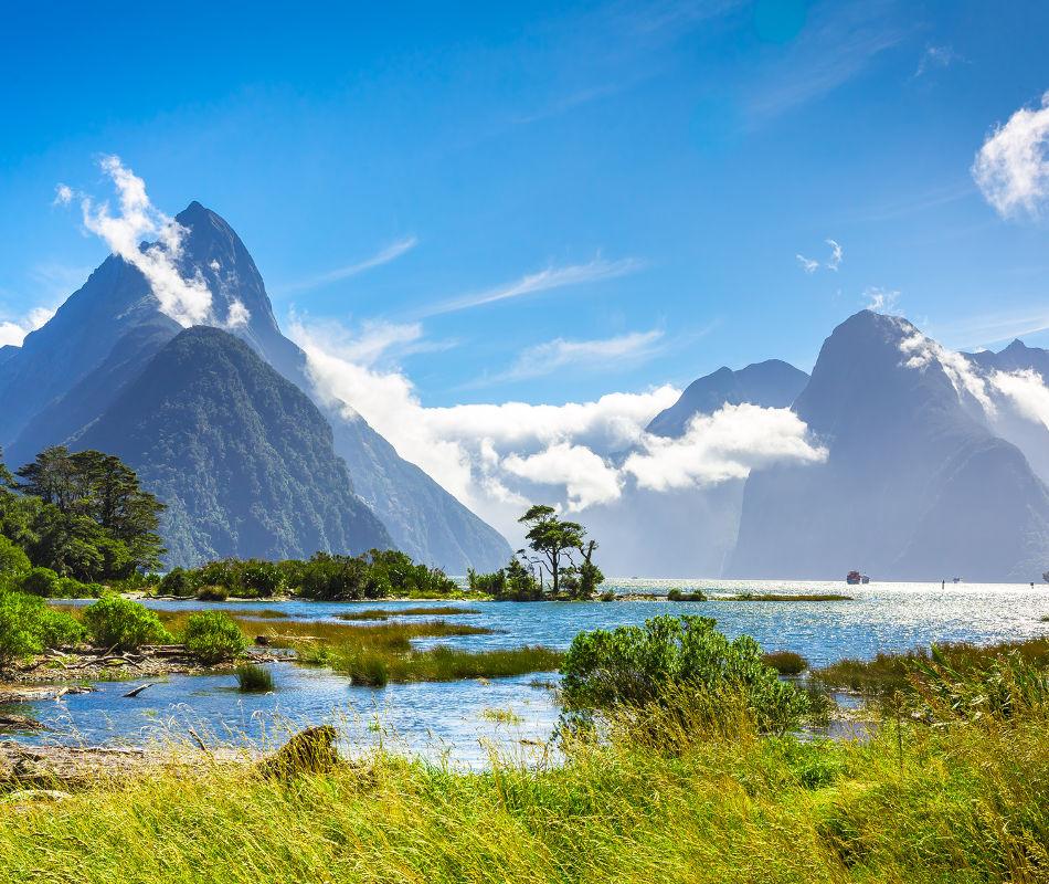 Neuseeland luxusreise, Erlebnisreise Neuseeland
