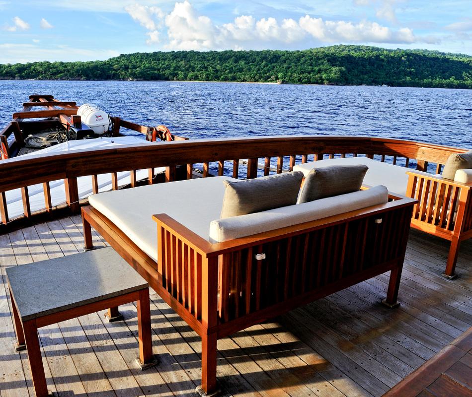 Luxuskreuzfahrt Indonesien, Erlebnisreise Indonesien, Luxusreise Indonesien