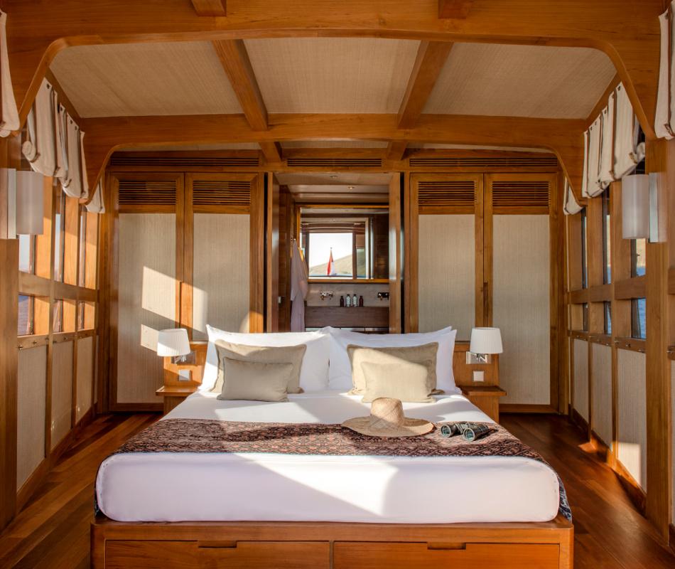 Luxuskreuzfahrt, Kreuzfahrt Indonesien, Erlebnisreise Indonesien, Luxusreise, Private Kreuzfahrt