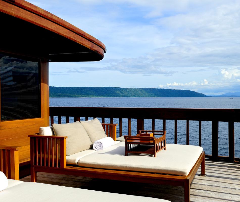 Luxusreise Indonesien, Luxuskreuzfahrt Indonesien