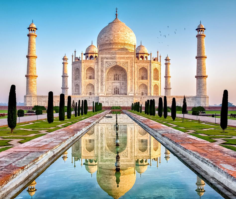 Luxusreise Indien, Erlebnisreise Indien