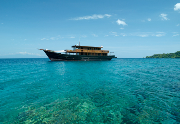 Luxusreise Indonesien, Luxuskreuzfahrt Indonesien