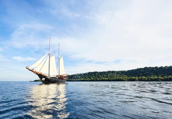 Indonesien Luxusreise, Luxuskreuzfahrt, Erlebnisreise Indonesien