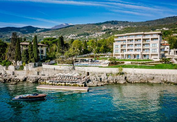 Luxushotel Kroatien direkt am Meer