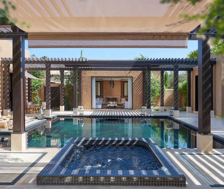 Luxusreise in Marrakesch - Mandarin Oriental Marrakech