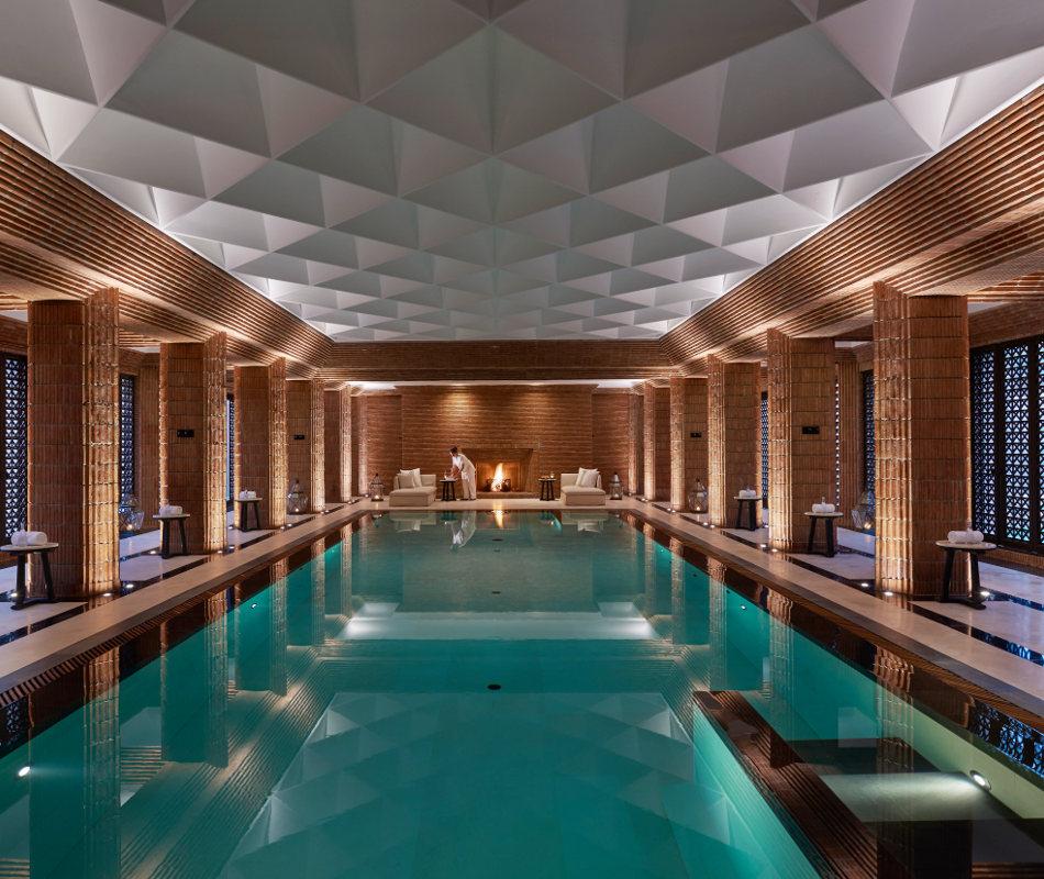 Luxusreise in Marrakesch - Mandarin Oriental Marrakech