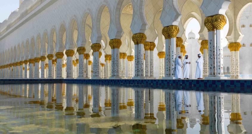 Luxusreise nach Abu Dhabi