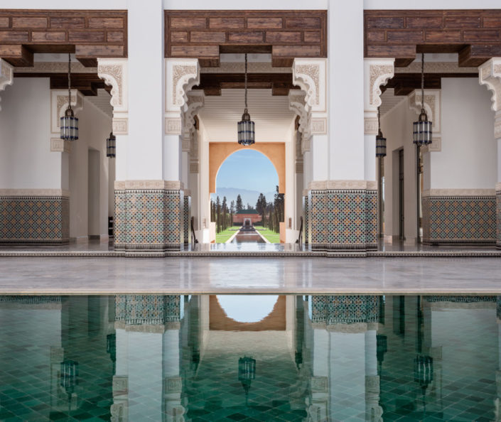 Luxusurlaub in Marokko - The Oberoi Marrakech