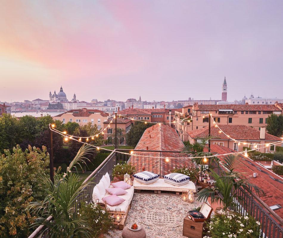 Belmond Hotel - Luxusreise mit Tom's - Venedig