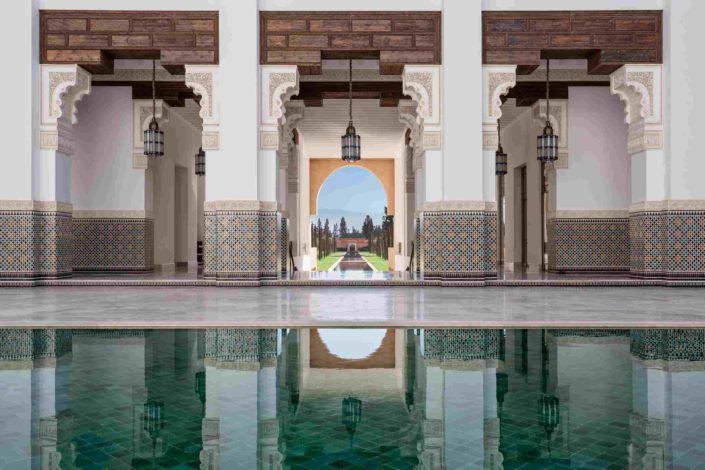 Luxusurlaub in Marrakesch - The Oberoi Marrakech