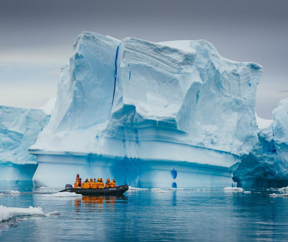 Arktis & Antarktis - Luxusreisen mit Tom's